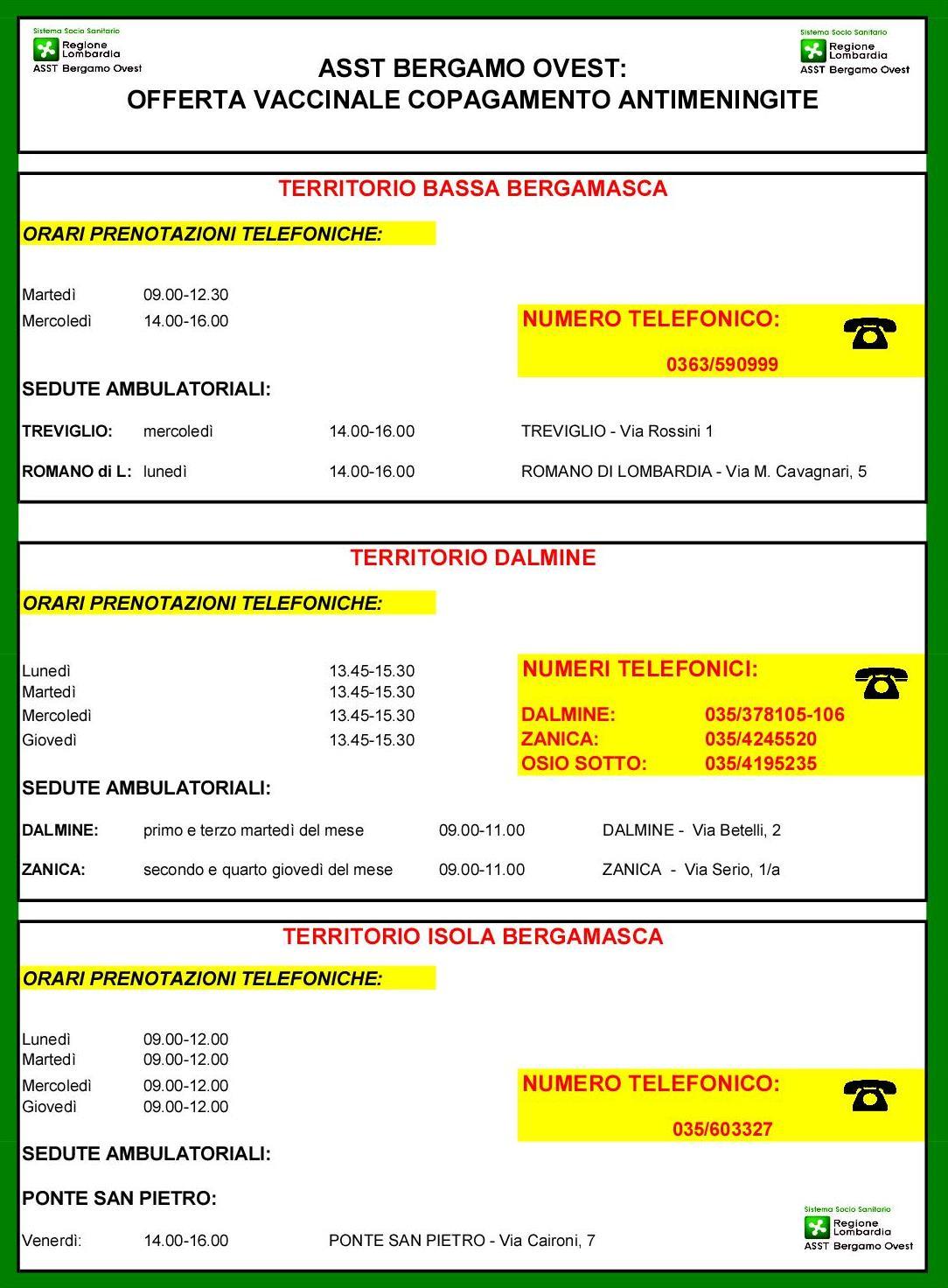 Calendario Vaccini Neonati.Vaccini